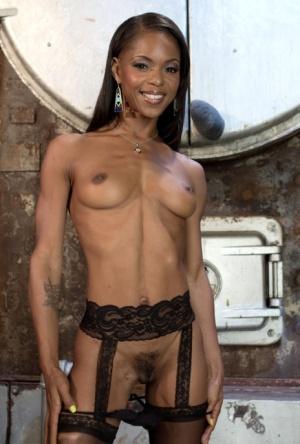 Black Hairy Pussy Porn