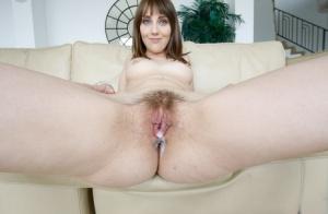 Hairy Girlfriend Porn