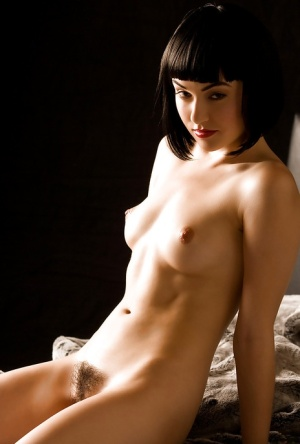 Hairy Model Porn